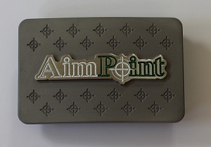 AimPoint Belt Buckle